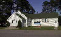 Blackberry SDA Church, Blackberry Township, Minnesota
