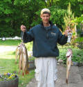 Happy Fisherman, Bowstring Shores Resort